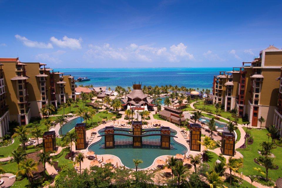 5 star cancun villa resort for 5 star villas