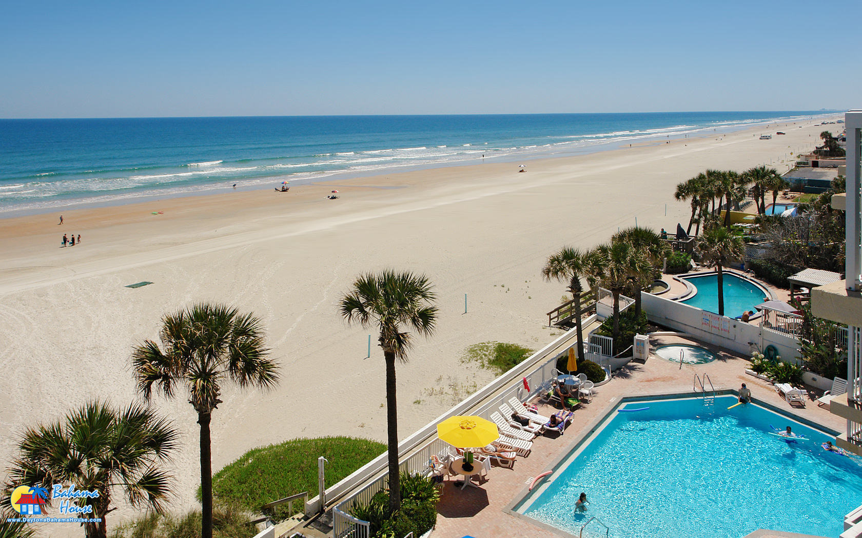 Daytona beach florida packages for Winter vacations in florida