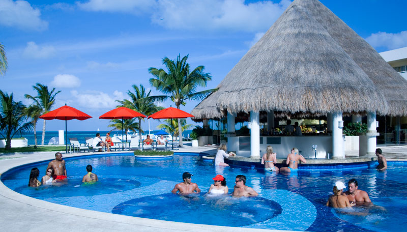 Vacation all inclusive cancun adult