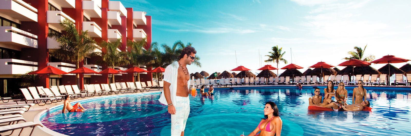 All inclusive cancun sex vacations
