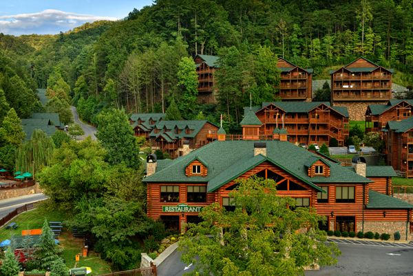 Cheapest vacation packages to the most for Smoky mountain cabin specials