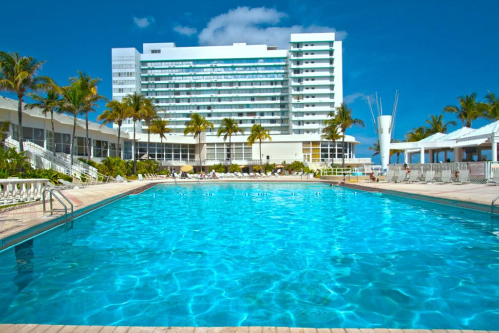 Deauville Resort Miami Beach Florida